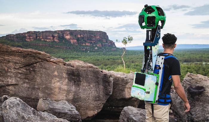 Avec Street View et Earth, Google a photographié 400 fois le tour de la terre et 93 millions de km2