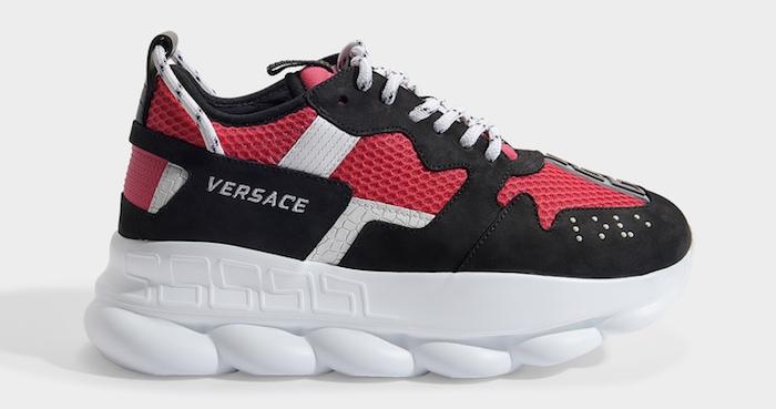 Les sneakers de luxe sont devenues des pièces maîtresses dans les collections des marques haut de gamme