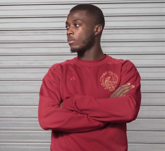 Arsenal rend hommage au nouvel chinois avec une collection spéciale conçue par Adidas