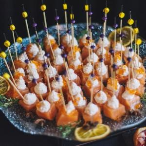 L'apéro de Nouvel An en plusieurs recettes ultra appétissantes et festives