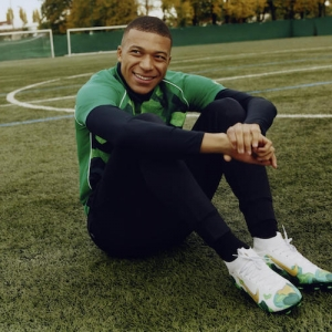 "La collection Nike x Mbappé ""Bondy Dreams"" présentée au Stade de France"