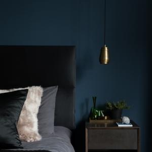 La chambre bleu nuit : 75 photos inspirantes pour s'immerger dans un univers intriguant