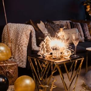 Déco de Nouvel An au top pour accueillir le Jour de l'An en toute festivité