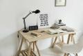 Fabriquer un bureau pour personnaliser son coin de travail à domicile
