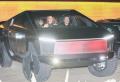 Elon Musk s'offre une escapade au volant de son Cybertruck