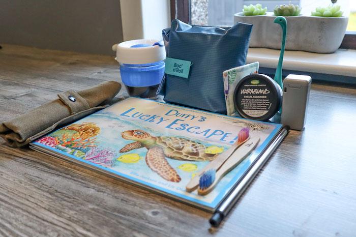 Livre pour faire les enfants comprendre l'idée de zéro déchet, cadeau d anniversaire a fabriquer, zero dechet conception