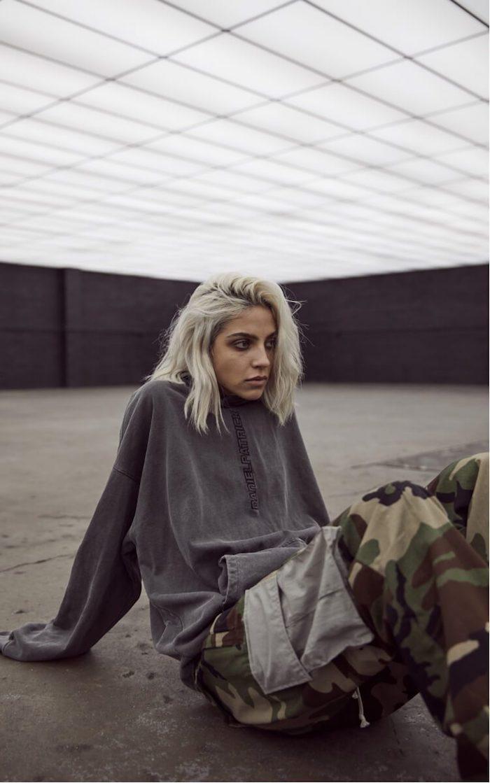 Coiffure blonde mi long 2020