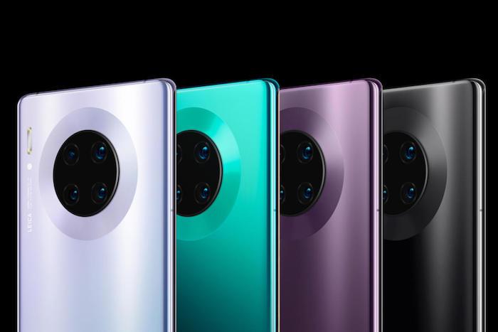 Huawei Mate 30, premier smartphone du géant chinois conçu sans matériel américain