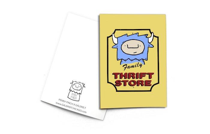Boutique de franges carte vaucher, idee cadeau maitresse fin d année fait maison simple