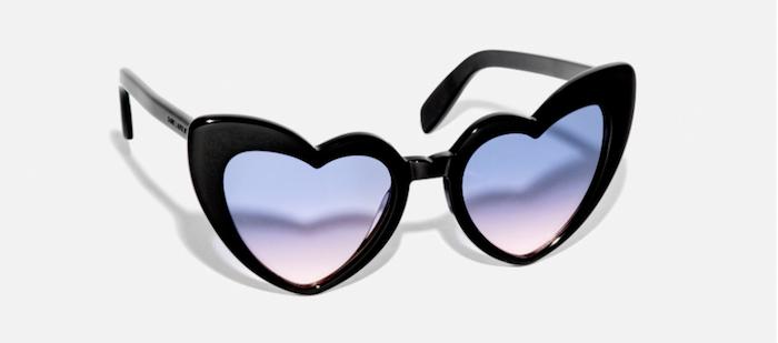 lunettes saint laurent vintage, accessoire de luxe prisé par les fans de style