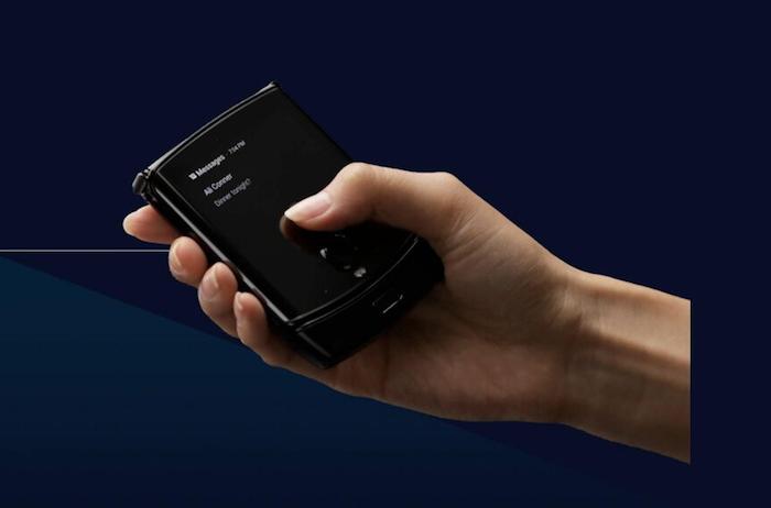 Le lancement du nouveau Razr de Motorola est repoussé à cause d'une trop forte demande
