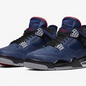 Air Jordan 4 WNTR : la sneaker s'habille pour l'hiver