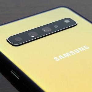 Une batterie de 5000 mAh et 108 Mpx pour le futur Samsung Galaxy S11