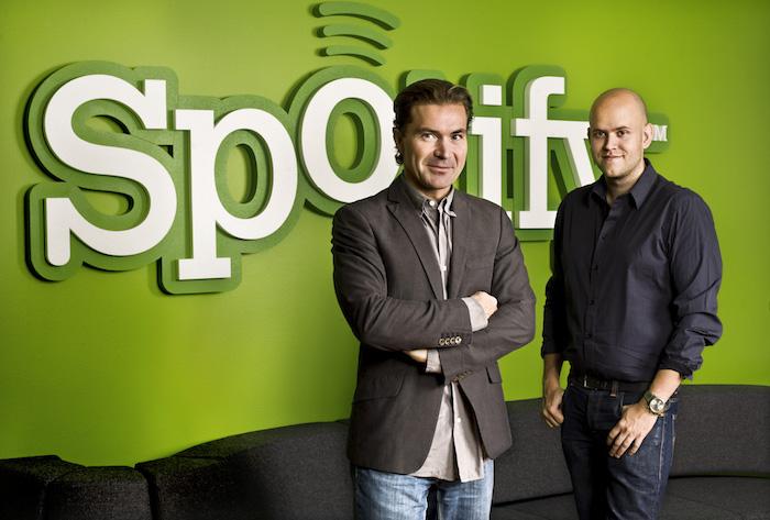 Une prochaine série sur l'émergence de Spotify annoncée par Netflix