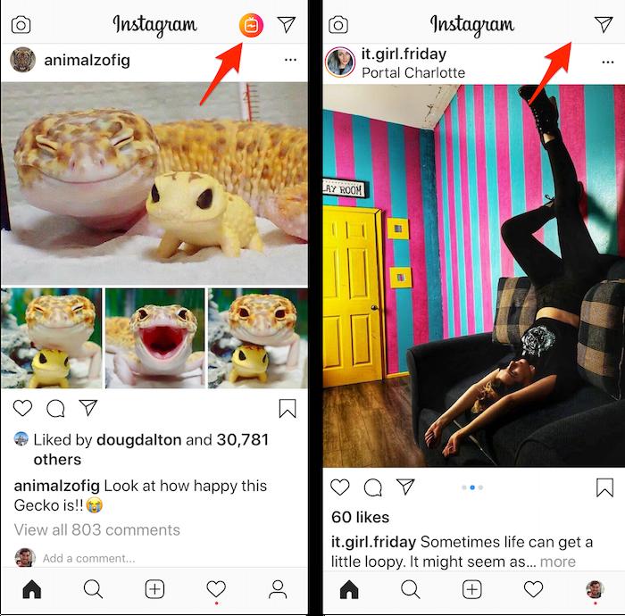 Face au succès minime de IGTV, Instagram supprimer le bouton de son interface