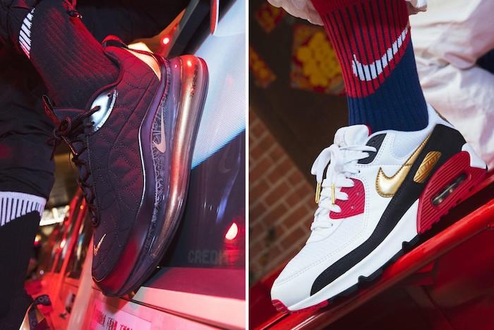 Nike et Jordan sortent à leur tour une collection spéciale pour l'arrivé du nouvel an chinois