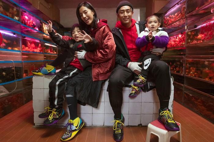 Nike x Year Of The Rat, la marque lance une collection spéciale pour le nouvel an chinois 2020