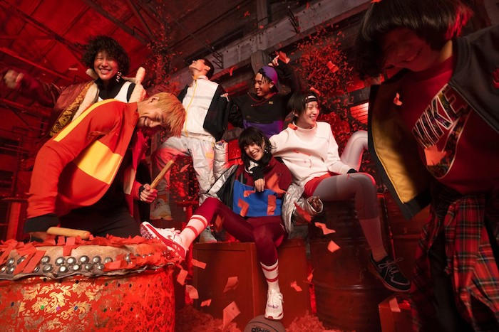 Nike rend hommage au nouvel chinois 2020 avec une collection capsule Year Of The Rat