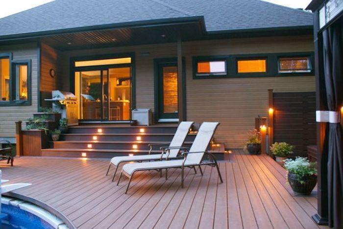 Réussir l\'aménagement de sa terrasse : idées originales et ...
