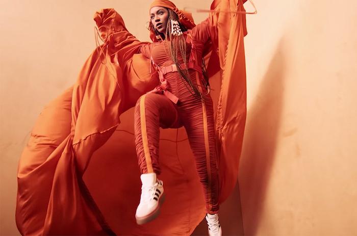 Après une vidéo et des posts Instagram, Beyoncé fait la promo de la collection IVY Parkx Adidas en stop-motion