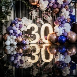 Déco anniversaire 30 ans : conseils et idées utiles pour organiser une fête inoubliable