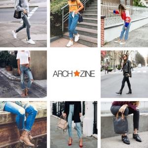 Choisir la chaussure idéale pour son jean femme préféré