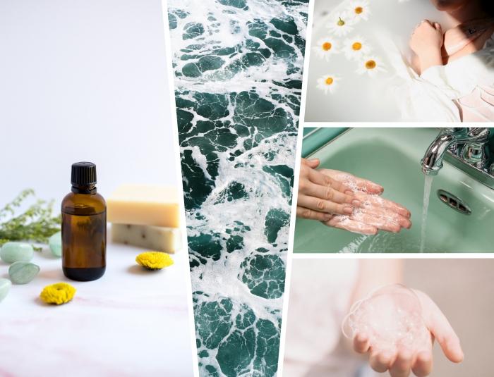 utilisation des cosmétiques solides facile, comment se laver les cheveux avec un shampooing solide