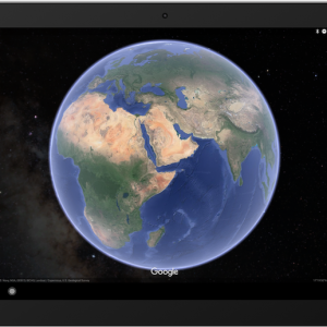 Google Earth rend possible l'observation des étoiles sur sa version mobile