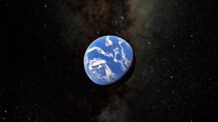 La puissance des mobiles actuels permet désormais de visualiser le ciel et ses étoiles dans Google Earth