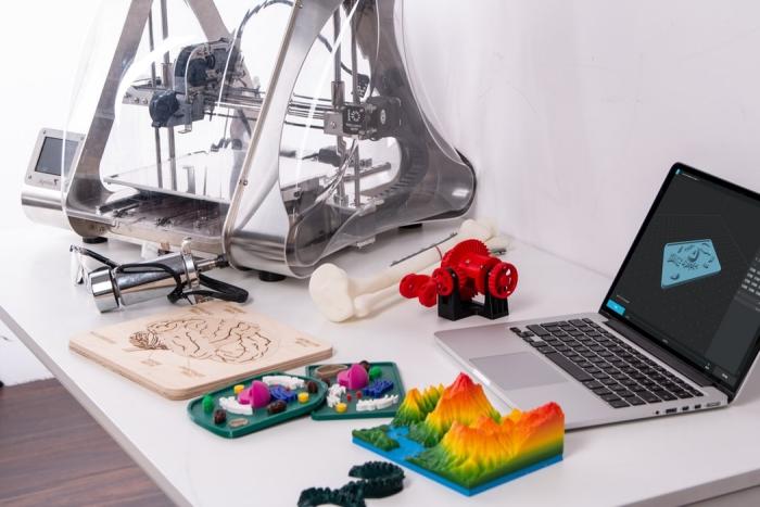 applications de l'impression 3D en ligne, comment l'imprimante 3D fonctionne-t-elle
