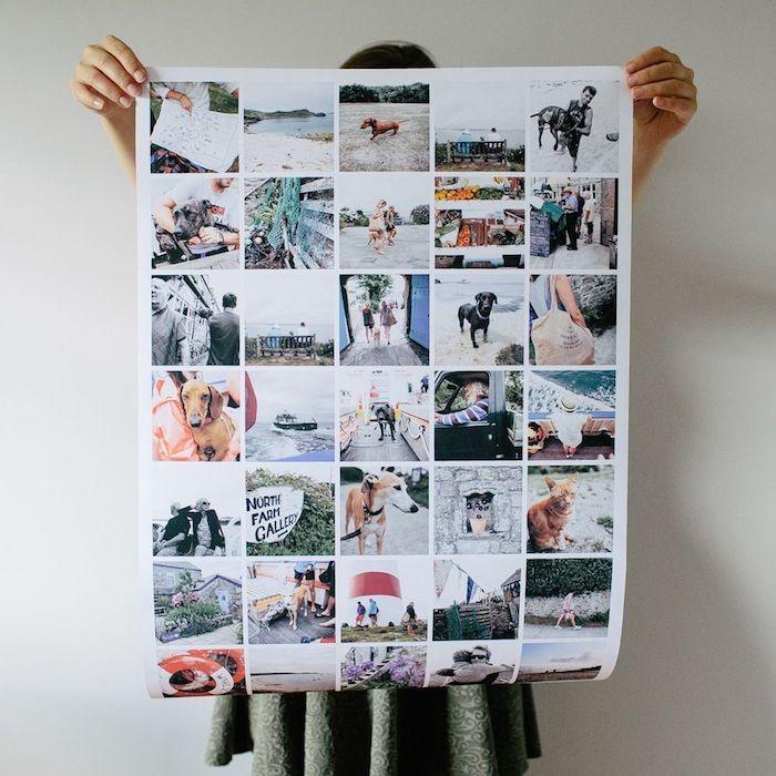 Faire un collage pour son tableau rangé que faire quand on s ennuie, idée soin de soi et sa mentalité
