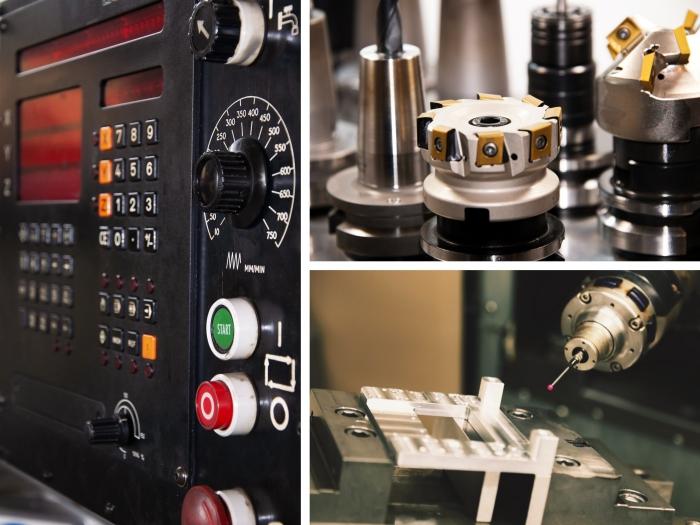 solution d'automatisme innovante dans le secteur de l'industrie, fonctionnement des machines à commande numérique