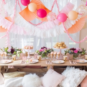 Thème d'anniversaire adulte - organisez une soirée qui sort des sentiers battus