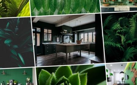1001 Modeles De La Cuisine Verte De Style Moderne Ou Classique