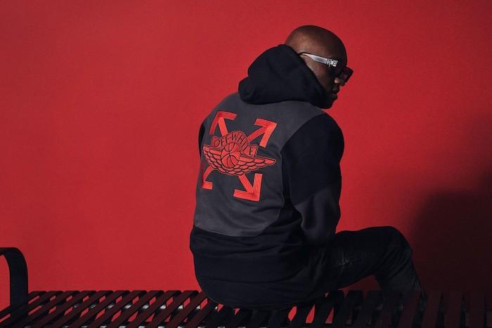 Virgil dévoile par surprise de nouveaux produits issus de la collaboration de Off-White pour la collection Jordan 8 x 8