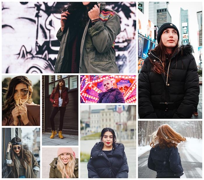 Comment s'habiller en hiver, astuces pour une tenue stylée au chaud, femme bien habillée en hiver