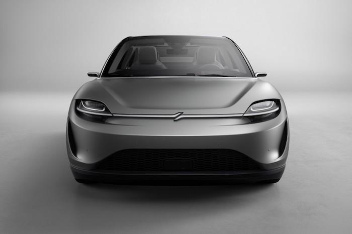 Sony a surpris le public du CES 2020 en présentant sa première voiture électrique Vision-S