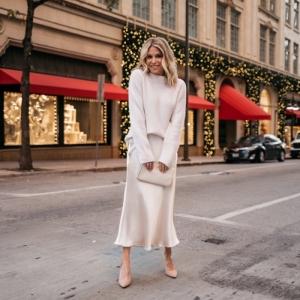 Tenue blanche pour femme - 95 façons de porter le blanc du matin au soir