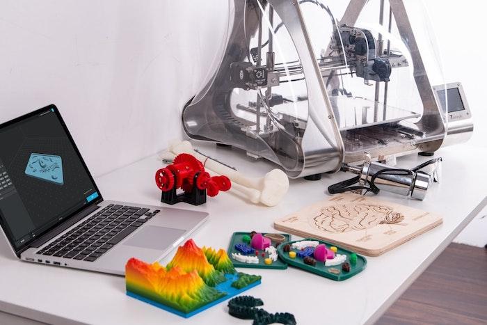 L'imprimante 3d pour vos projets diverses, idée pour les applications de l'impression 3D à utiliser dans sa maison ou son travail