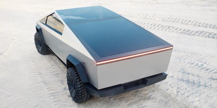 Le patron de Tesla ambitionne de rendre les véhicules totalement autonomes
