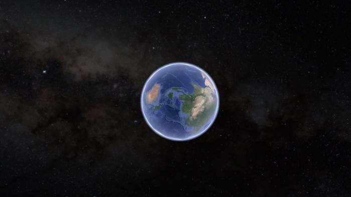 Google veut rendre son service Earth le plus réaliste possible avec l'observation des étoiles et de la météo