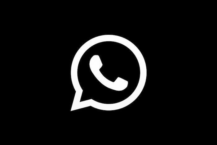 WhatsApp intègre désormais un dark theme sombre dans sa version dernière version bêta Android