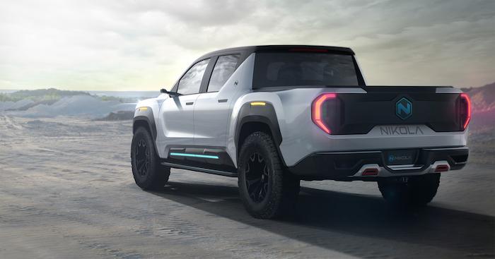 Après le Hummer et le Cybertruck, le marché des SUV électriques devrait voir arriver le Badger de Nikola