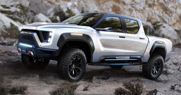 La société américaine Nikola annonce l'arrivée prochaine du SUV Badger à hydrogène
