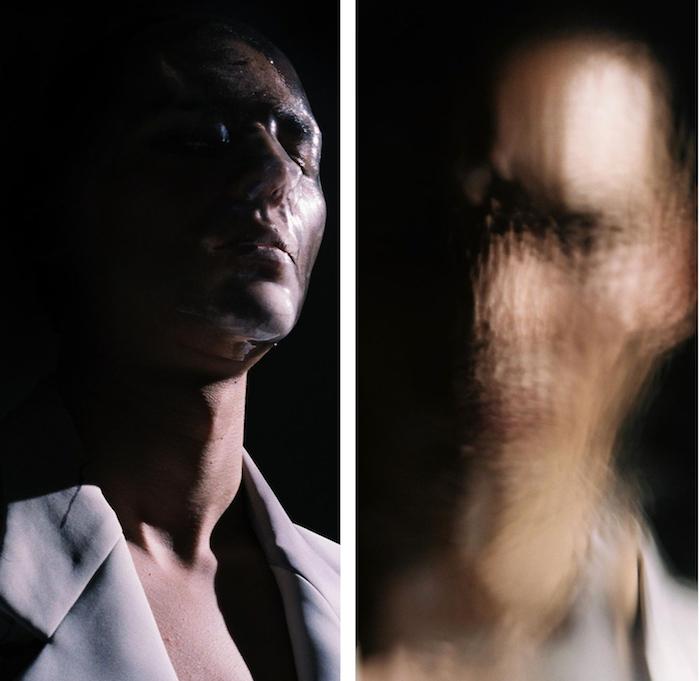 Découvrez les nouvelles pièces de la collection Off-White Futura mises en images par le photographe Thibaut Grevet