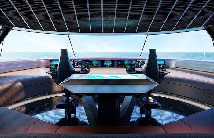 Aqua, Le superyacht à hydrogène présenté en 2019 aurait trouvé acquéreur