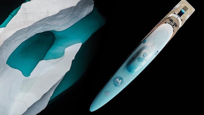 après avoir présenté le concept-boat en 2019, Sinot pourrait larguer les amarres de Aqua en 2024