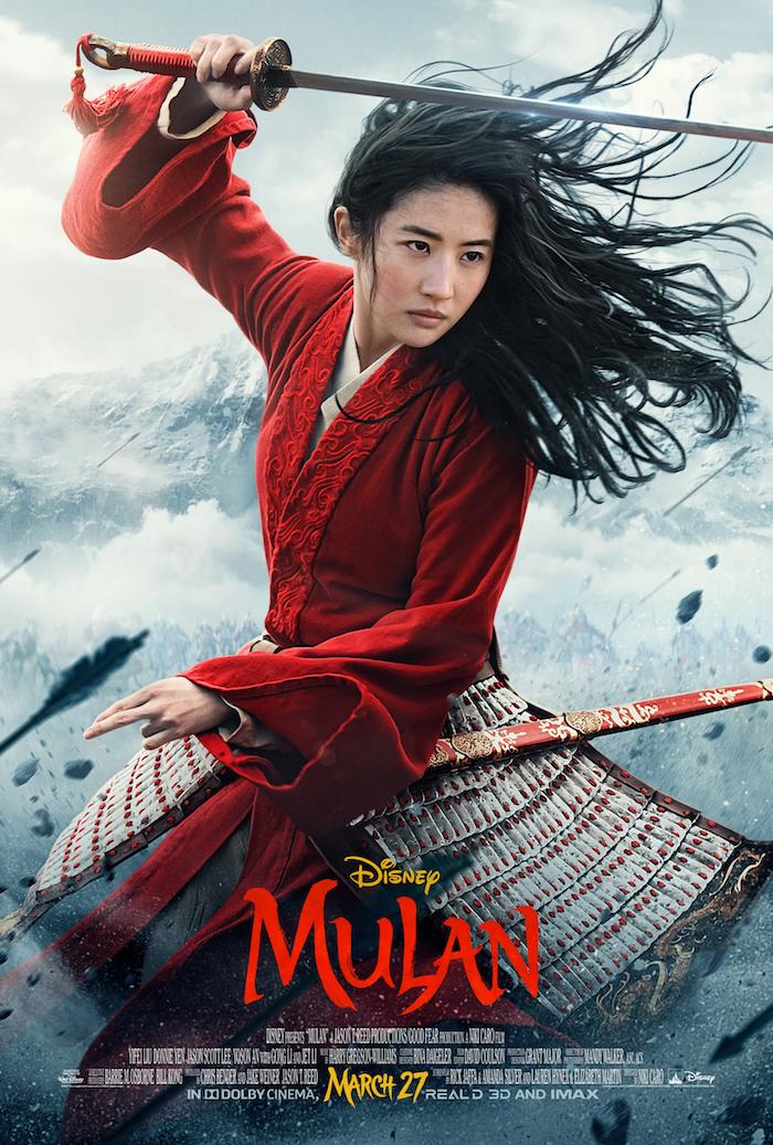 Le film Mulan version 2020 publie une bande-annonce finale avant sa sortie en salles