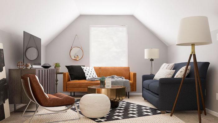Agrandir sa maison avec une pièce supplémentaire grâce à l'aménagement de combles