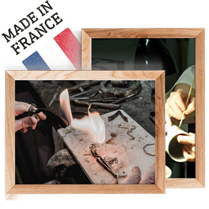La bougie décorative, savoir-faire de l'artisanat français depuis plus d'un siècle